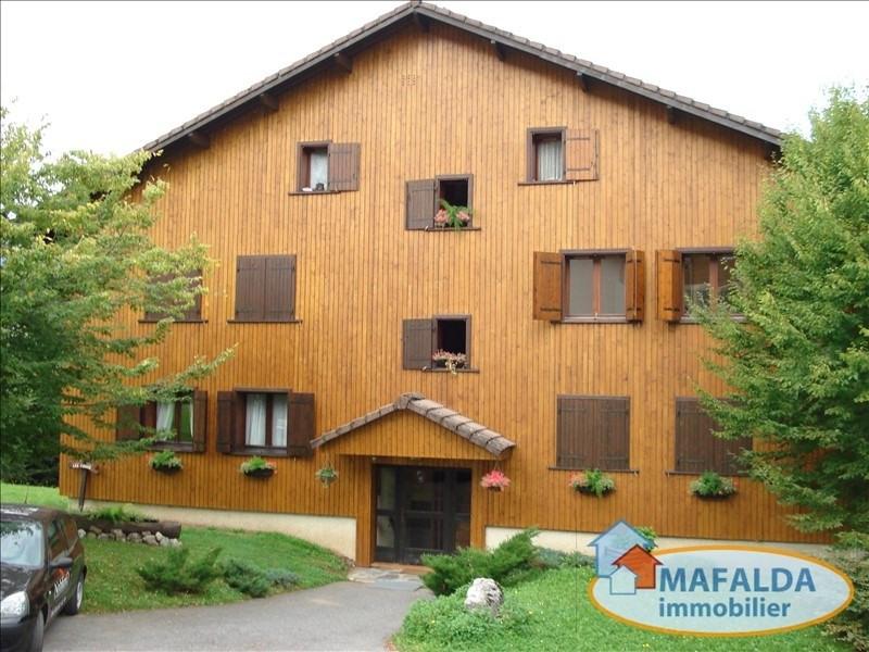Sale apartment Mont saxonnex 99900€ - Picture 8