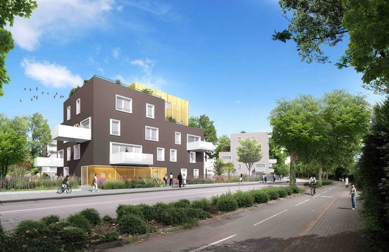 Korus programme immobilier neuf strasbourg propos for Immobilier strasbourg neuf
