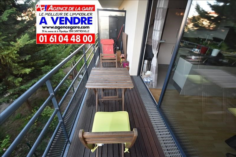 Vente appartement Sartrouville 269000€ - Photo 1