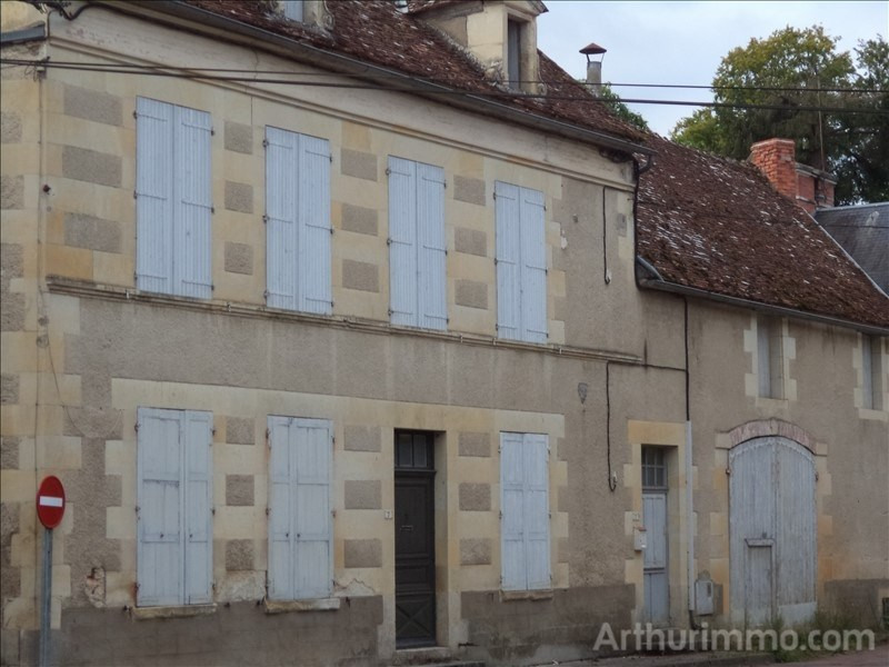 Vente maison / villa Donzy 94 000€ - Photo 1