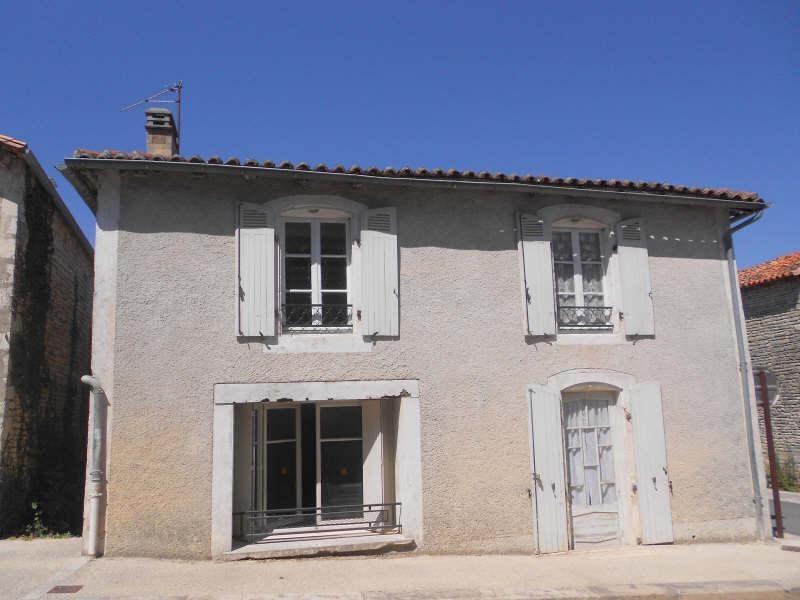 Vente maison / villa St fraigne 65000€ - Photo 1