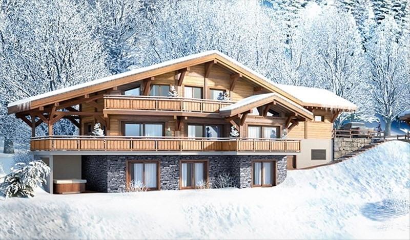 Deluxe sale house / villa Morzine 2200000€ - Picture 1