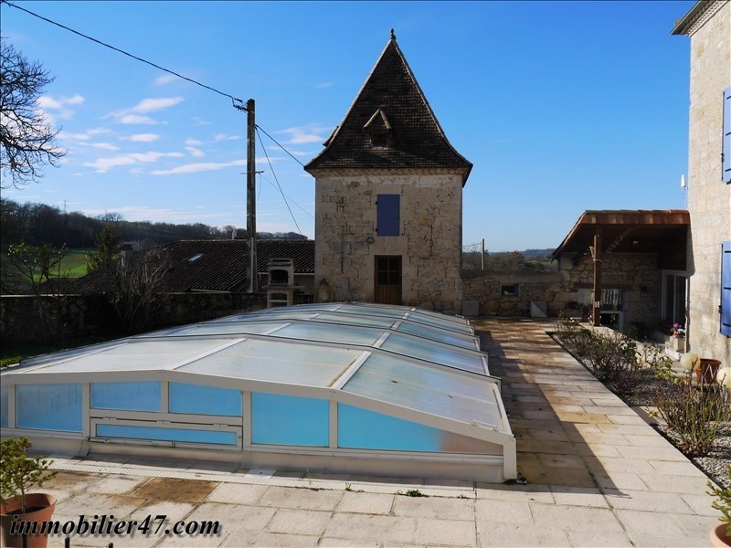 Vente maison / villa Prayssas 365 000€ - Photo 3