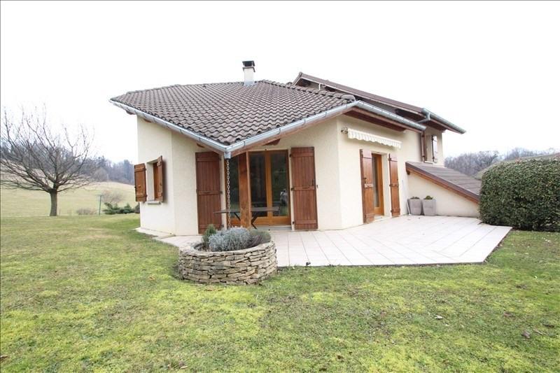 Vente maison / villa Chapareillan 373000€ - Photo 1