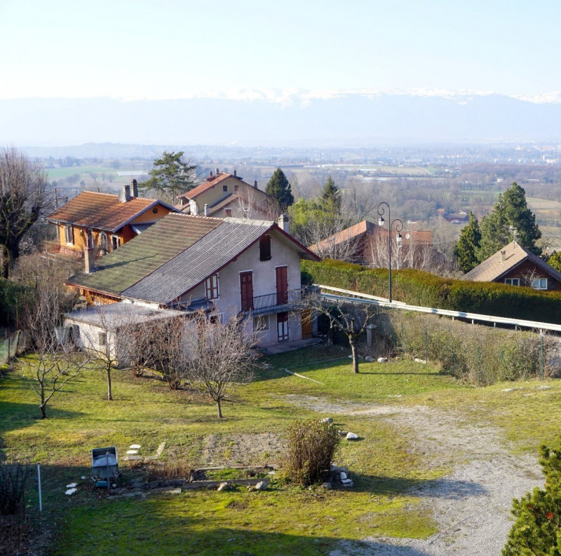 Vente terrain Collonges sous saleve 480 000€ - Photo 1