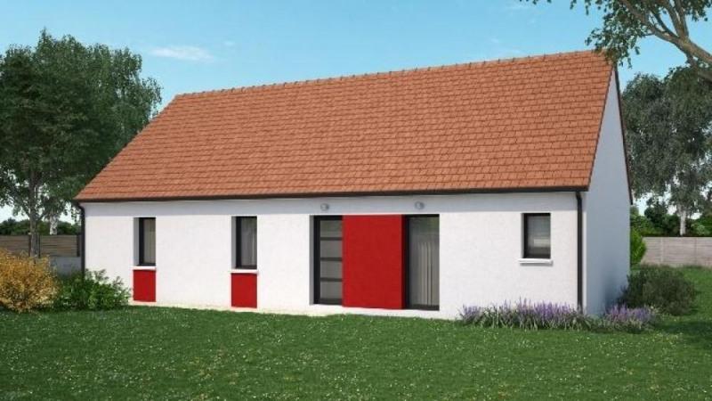Maison  5 pièces + Terrain 590 m² Croix-en-Touraine par maisons PRIMEA