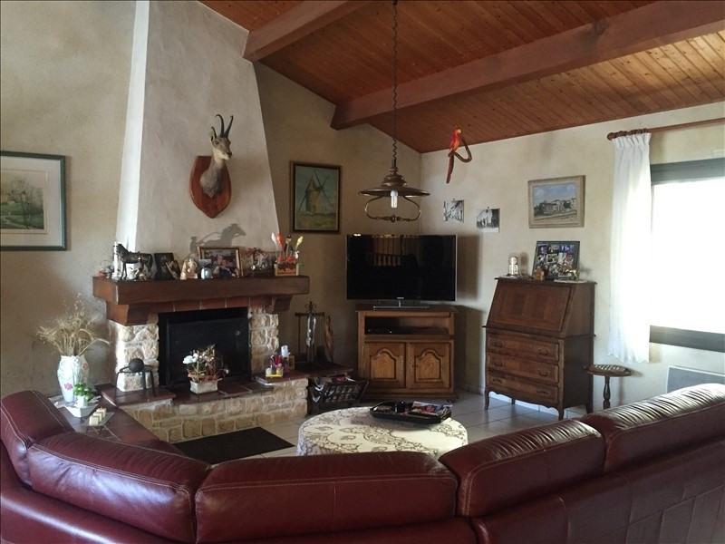 Sale house / villa Jard sur mer 332800€ - Picture 2