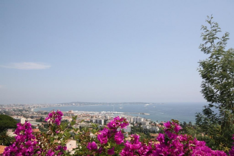 Vente appartement Le golfe juan 720 000€ - Photo 1