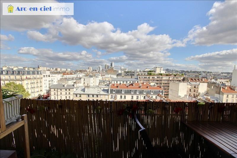 Vente appartement Paris 18ème 230000€ - Photo 2