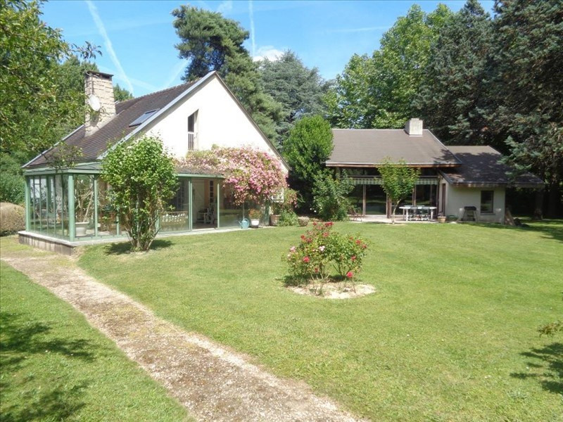 Vente maison / villa Bois le roi 585000€ - Photo 1