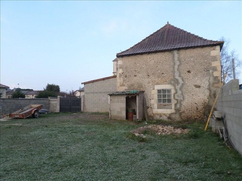 Vente maison / villa Chauvigny 63000€ - Photo 3