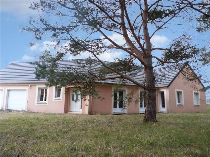 Vente maison / villa Secteur aillant sur tholon 190000€ - Photo 1