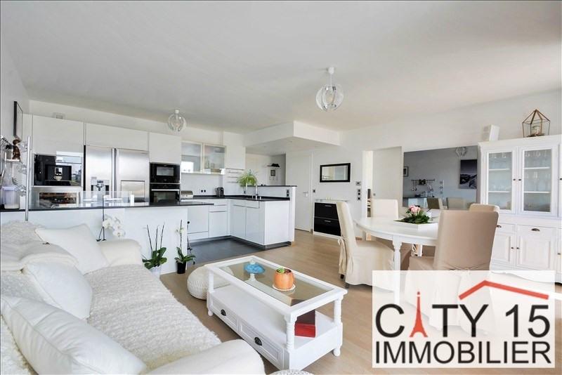 Venta de prestigio  apartamento Paris 15ème 1160000€ - Fotografía 2