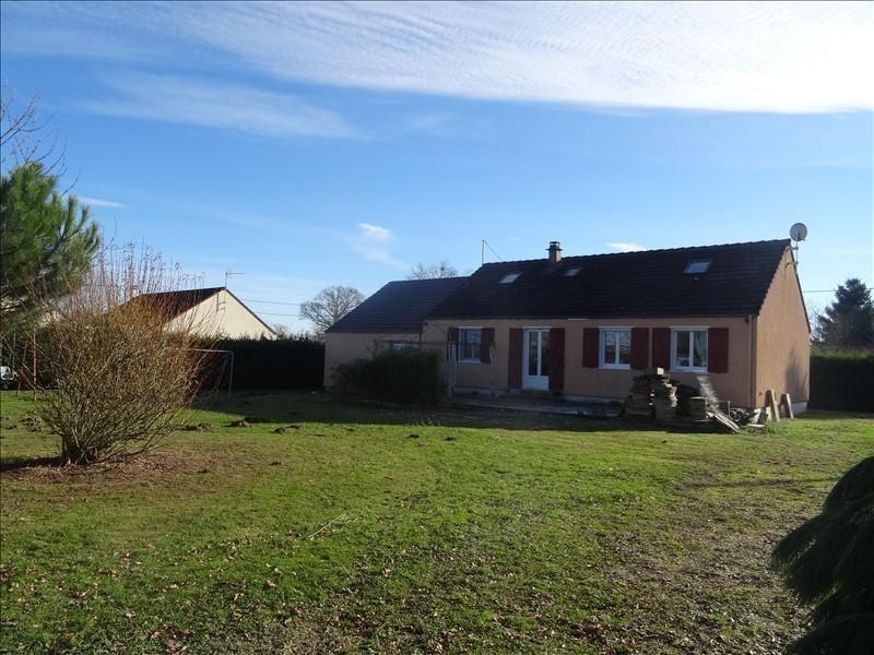 Vente maison / villa La chapelle aux chasses 148400€ - Photo 8