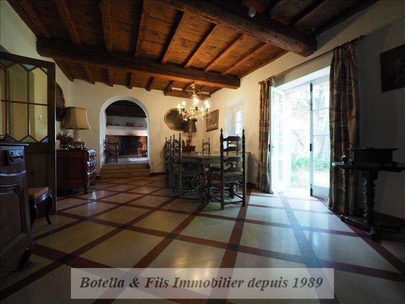 Venta de prestigio  casa Lirac 842000€ - Fotografía 8