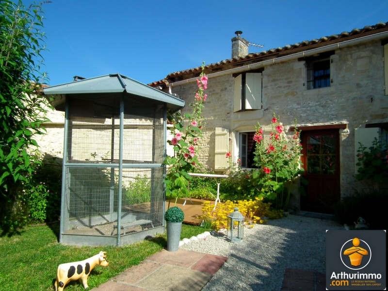 Sale house / villa Matha 129500€ - Picture 1