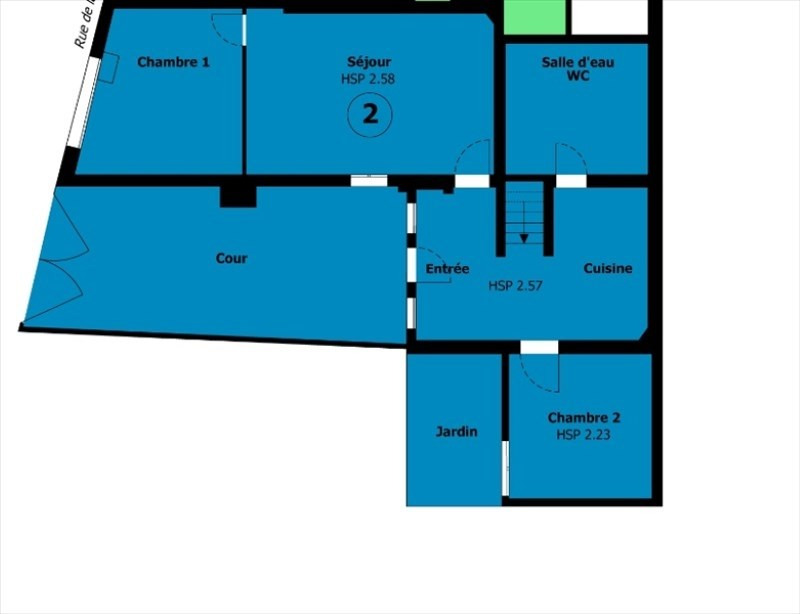 Vente appartement Le perreux sur marne 277500€ - Photo 8