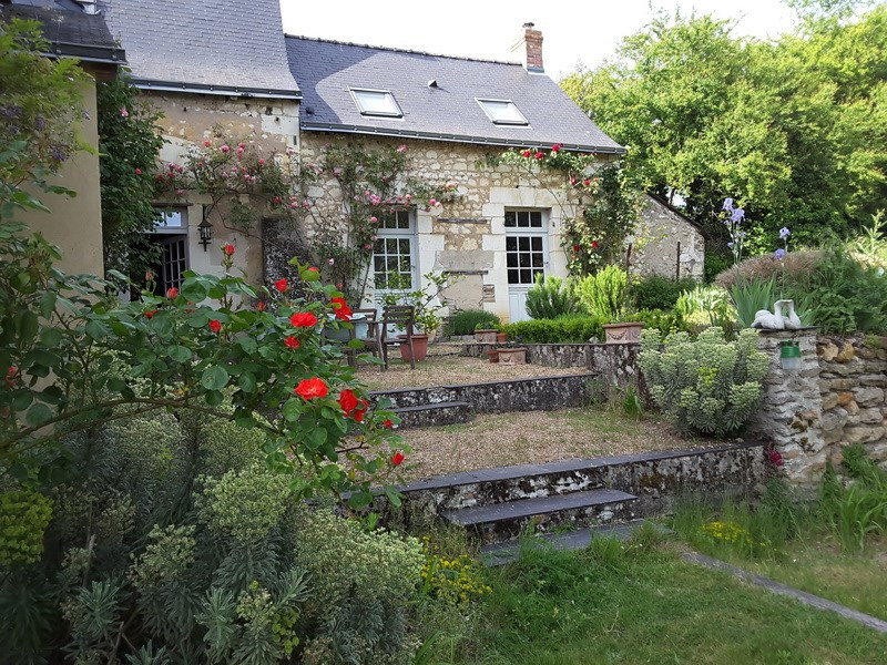Deluxe sale house / villa Angers nord 25 mn 350000€ - Picture 1