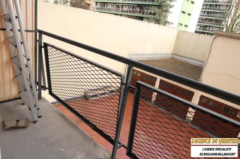 Alquiler  apartamento Boulogne billancourt 1150€ CC - Fotografía 4
