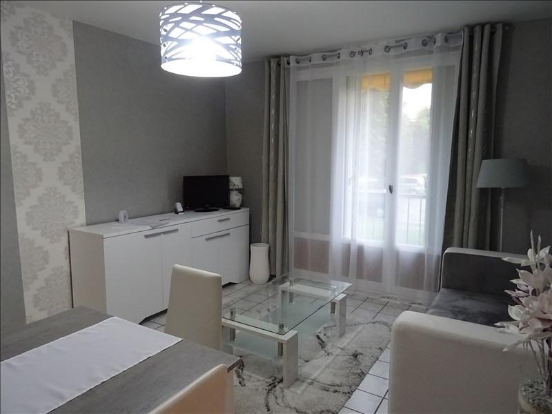 Rental apartment Saint julien les villas 448€ CC - Picture 1