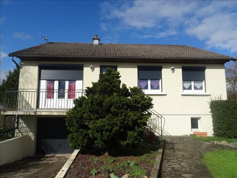 Vente maison / villa Neuvy 160 500€ - Photo 1