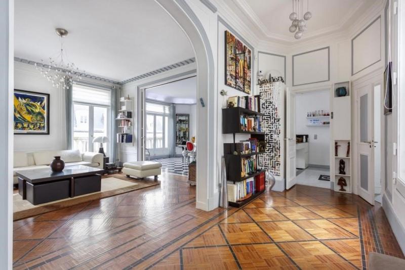 Vente de prestige appartement Paris 8ème 1600000€ - Photo 3