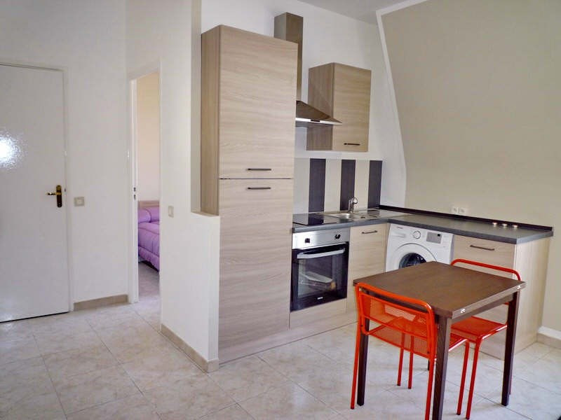 Rental apartment Nice 610€+ch - Picture 1