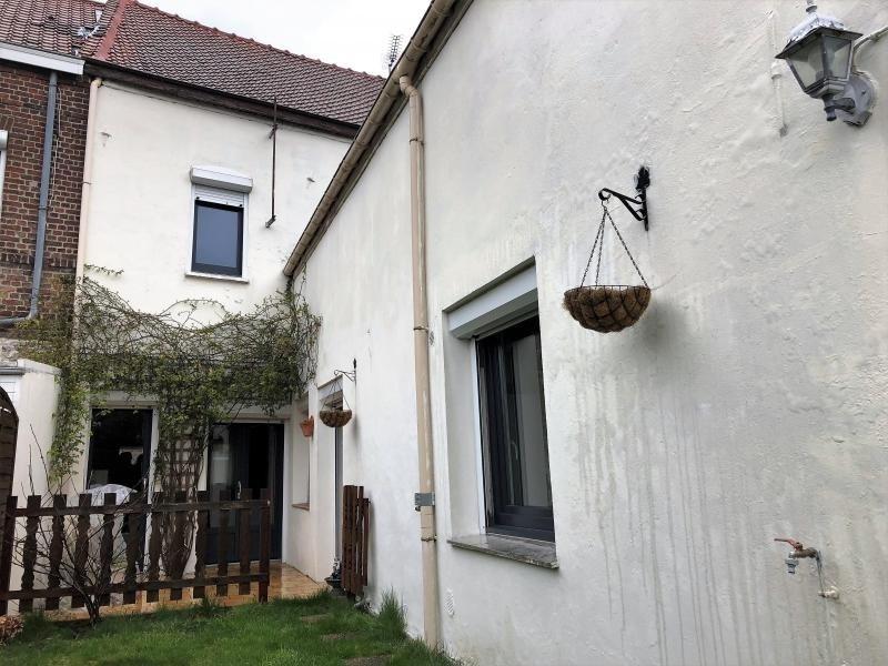 Vente maison / villa Pont a vendin 132000€ - Photo 1