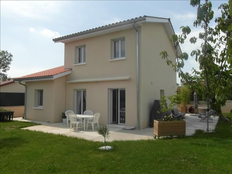 Vente maison / villa Charvieu chavagneux 280 000€ - Photo 1