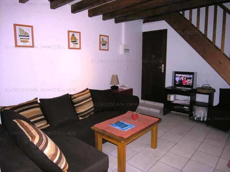 Alquiler vacaciones  casa Le porge 635€ - Fotografía 3