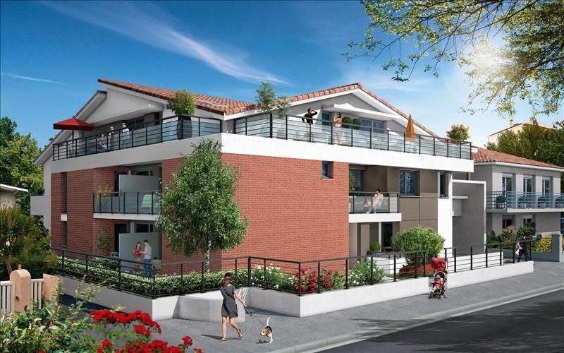 Vente appartement Toulouse 348500€ - Photo 2