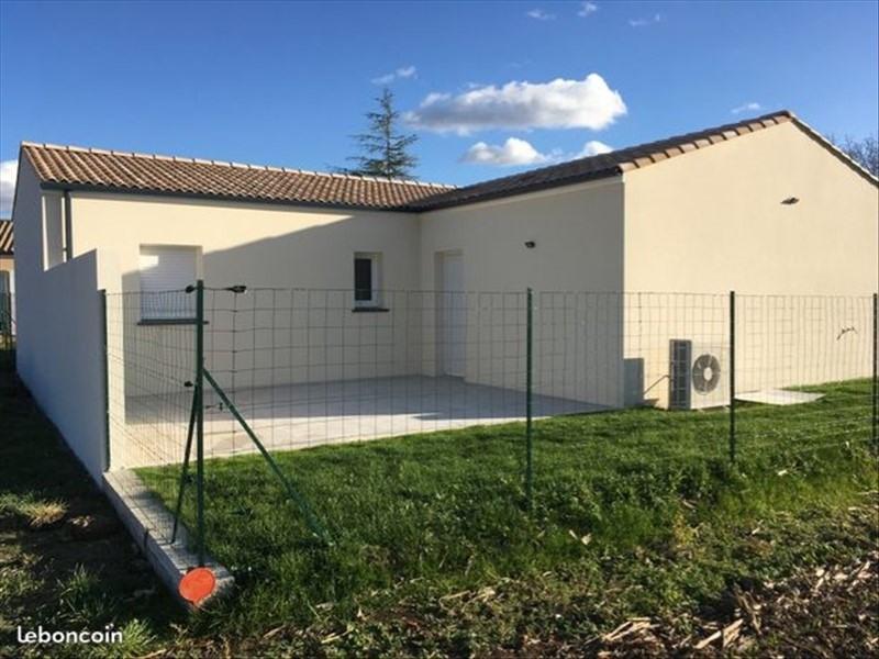 Vente maison / villa Niort 195000€ - Photo 1