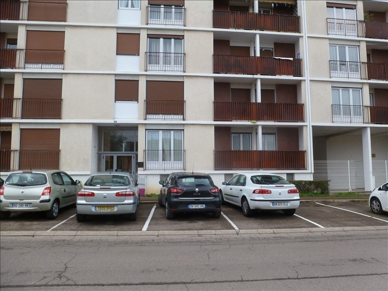 Investment property apartment Auxerre 56000€ - Picture 1