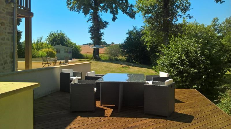 Sale house / villa St hilaire la treille 272000€ - Picture 3