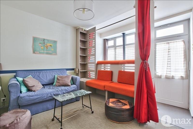 Sale apartment Paris 17ème 319000€ - Picture 1