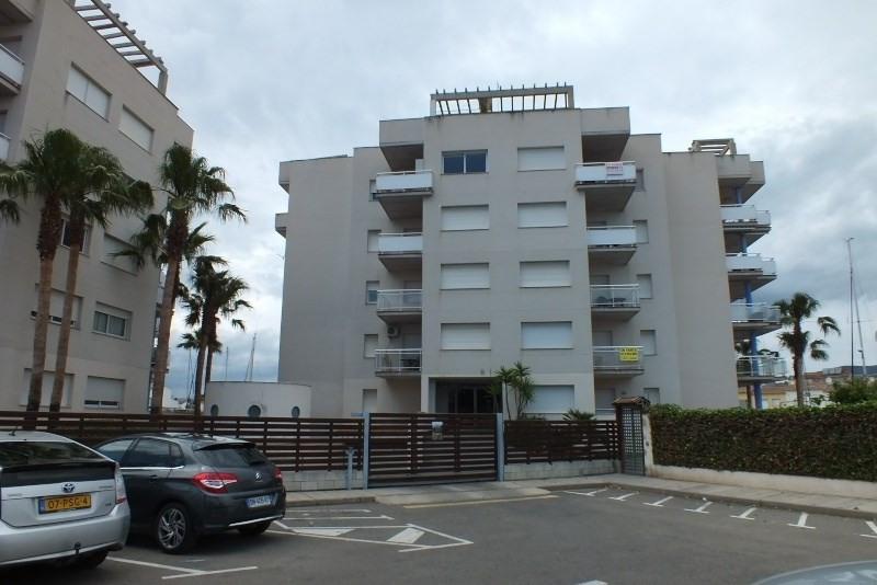 Sale apartment Roses santa-margarita 220000€ - Picture 1