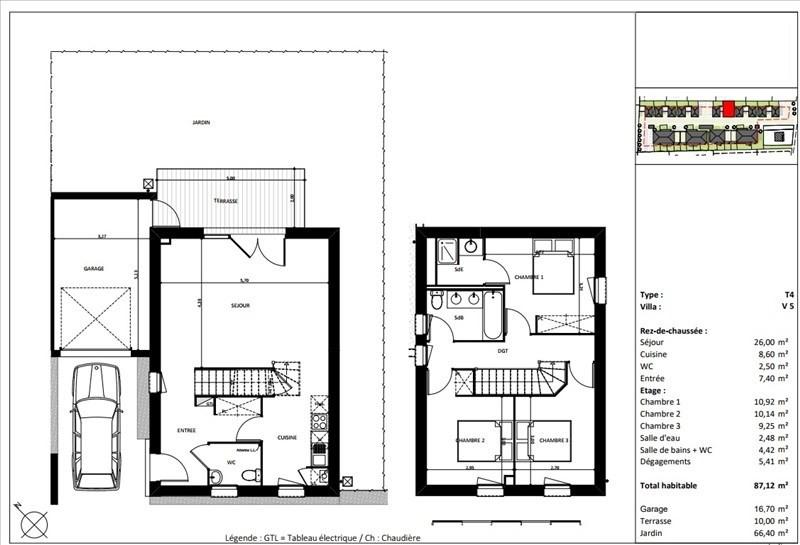 Vente maison / villa Cugnaux 295000€ - Photo 4