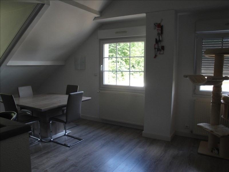 Verkoop  appartement Bondeval 119000€ - Foto 2
