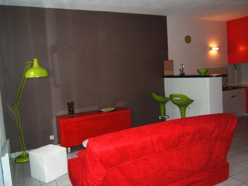Rental apartment Nimes 415€ CC - Picture 1