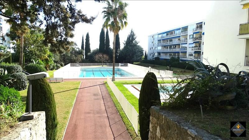 Sale apartment Nice 496000€ - Picture 1
