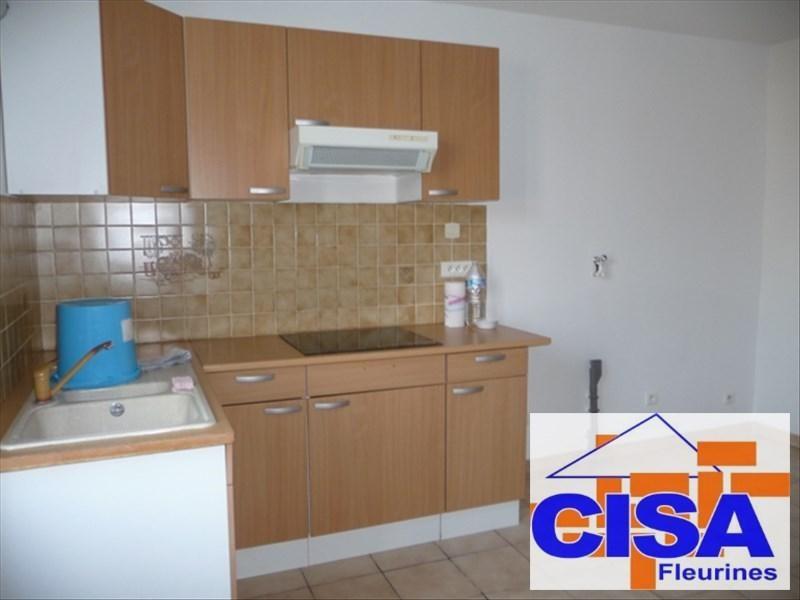 Rental apartment St martin longueau 630€ CC - Picture 2