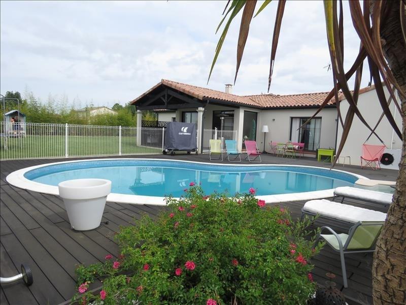 Vente maison / villa Fontenilles 430000€ - Photo 1