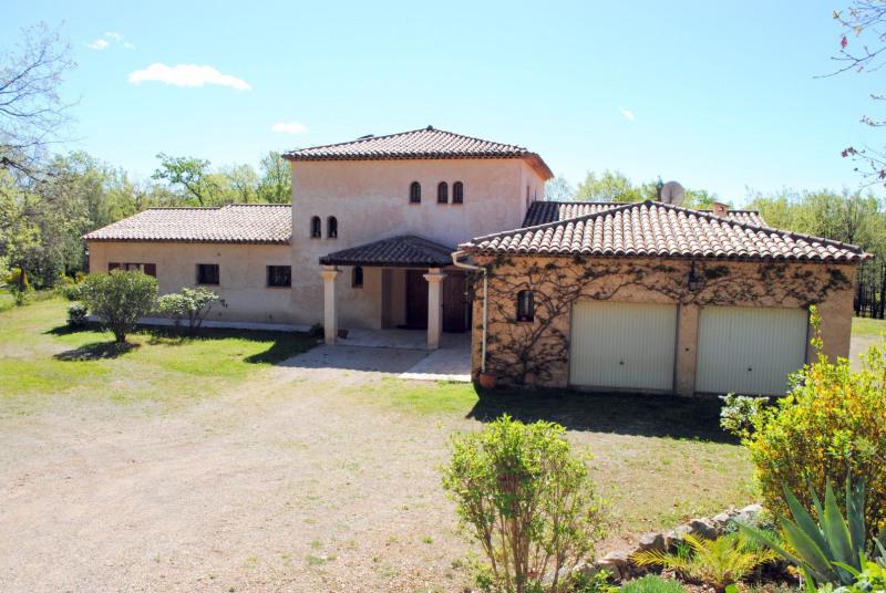 Vente maison / villa Canton de fayence 575000€ - Photo 13