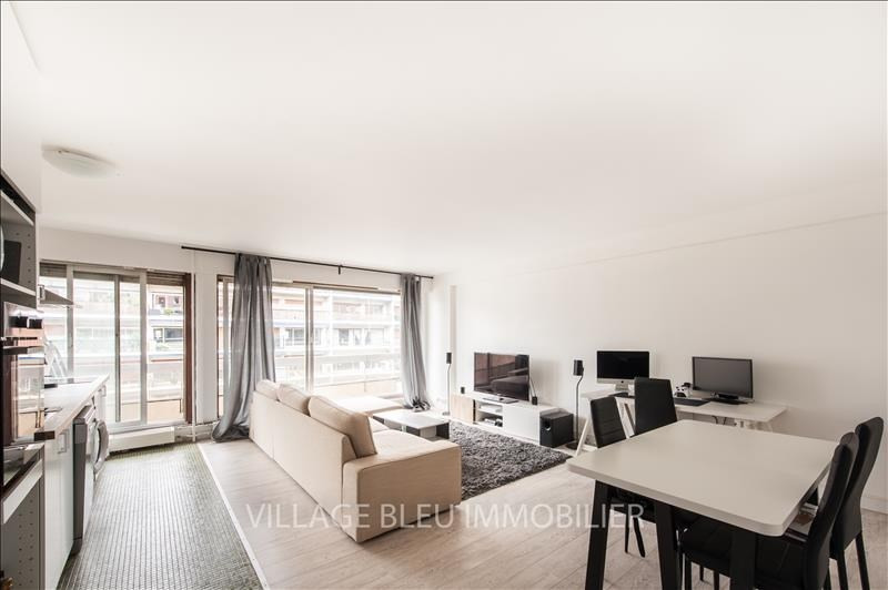 Sale apartment Paris 17ème 643 200€ - Picture 1