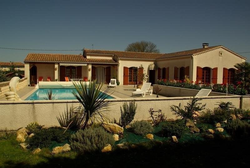 Sale house / villa Montlieu la garde 272000€ - Picture 1