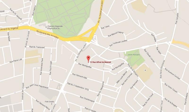 Location parking Limoges 43€ CC - Photo 1