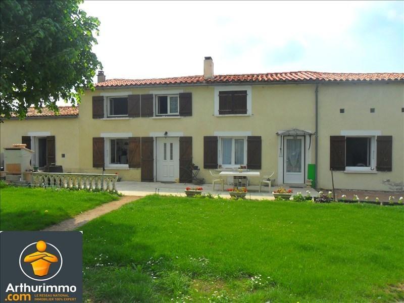 Sale house / villa Aulnay 136320€ - Picture 1