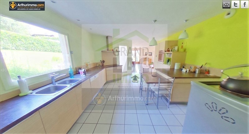 Deluxe sale house / villa Aix les bains 565000€ - Picture 2