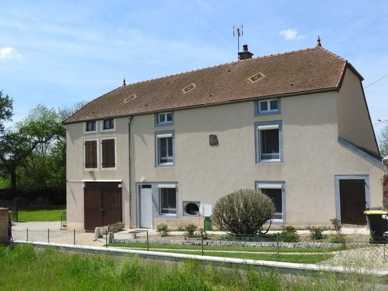 Vente maison / villa Secteur montigny sur aube 139000€ - Photo 1