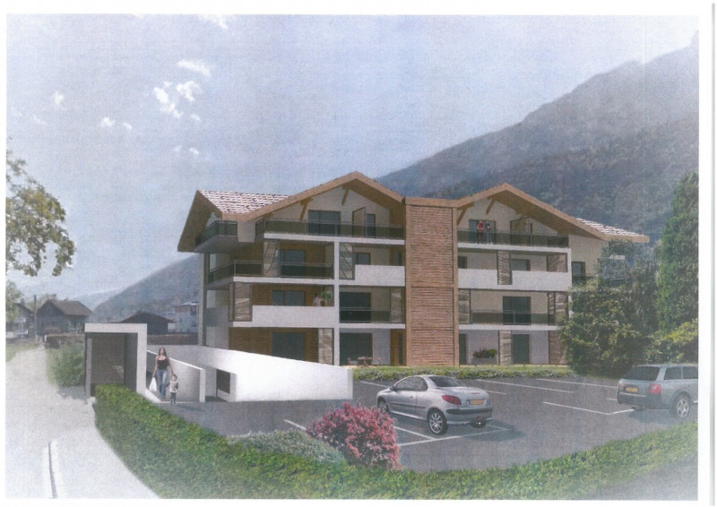 Vente appartement Bonneville 162 000€ - Photo 1